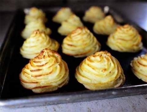 картофельные герцогини