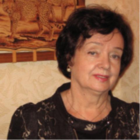 Зинаида Антонцева