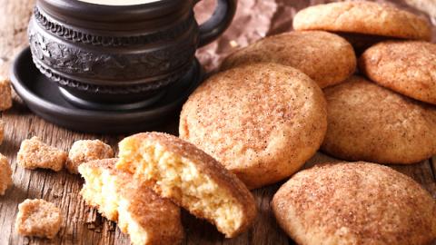 Печенье «Сникердудль»: рецеп…