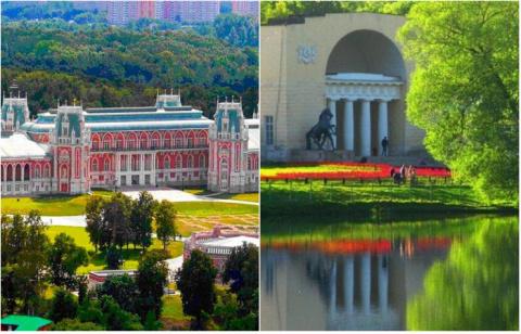 Дворянское гнездо: московски…