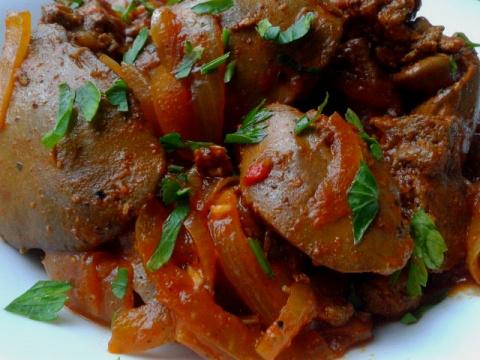 Тжвжик по - армянски, очень вкусно!