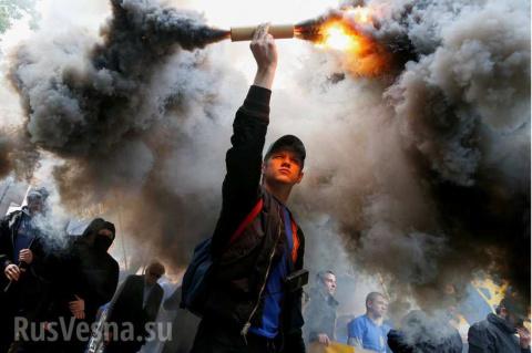 Очередной этап предательства: «украинцы» уже не хотят быть «украинцами».   Андрей Ваджра