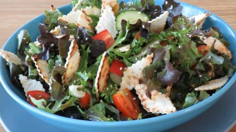 Идеальный летний салат с фан…