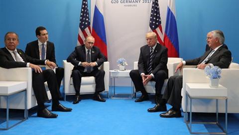 «Мы никогда не будем доверять России»: как США превращаются в Украину. Максим Соколов