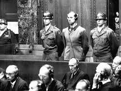 Нюрнбергский финал. Как спасали нацистских преступников