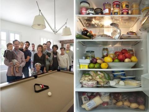 Чем заполнены холодильники а…