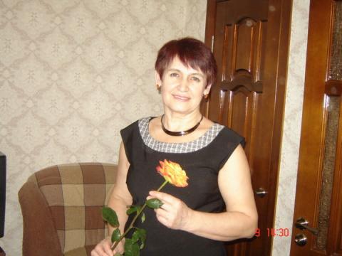 Роза Сулейманова