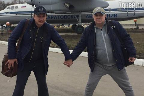 Владимиру Стержакову стало лучше