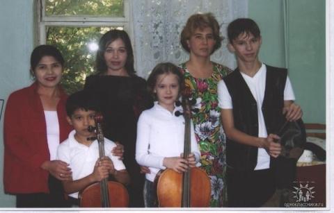 Мадина Галиулина