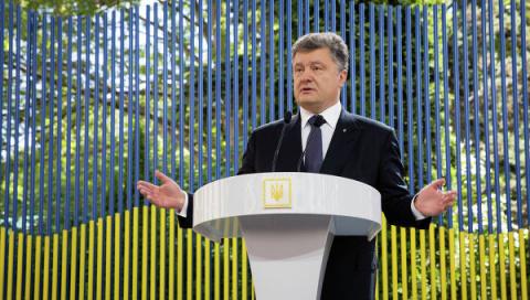 Годовщина инаугурации президента Порошенко: время несбывшихся надежд