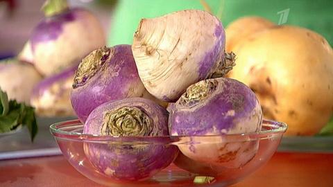 Незаслуженно забытые овощи
