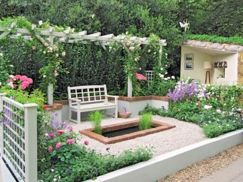 Сочинение на заданную тему: концепции оформления сада