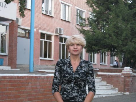 Татьяна Москалёва