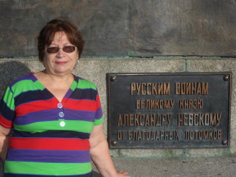 Изабелла Жилина (личноефото)