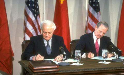 Зачем СССР отдал США в 1990 …