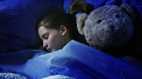 Lully избавит детей от ночных кошмаров