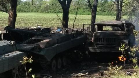 Боевики Коломойского атаковали украинских военнослужащих за отказ стрелять по мирным жителям!!!