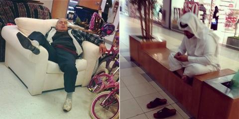 Спящие мужья - ведь шоппинг …