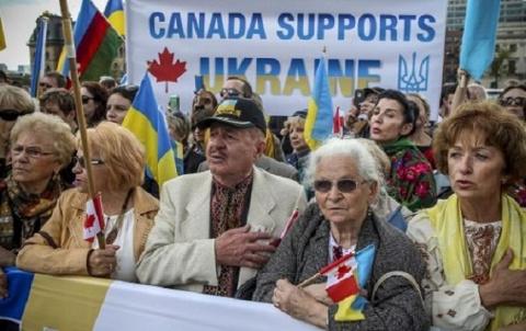 Канада разочаровалась в Украине