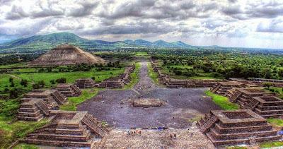 Теотиуакан – город древних загадок