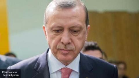 Эрдоган устроил Путину засаду у входа в туалет в Париже