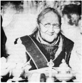 Последняя великая йогиня Тибета