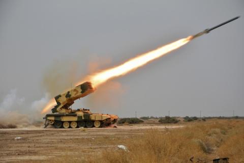 Огнедышащий «Буратино» против ИГИЛ  США в восторге от возможностей ТОС 1