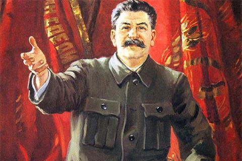Как Сталин потчевал гостей