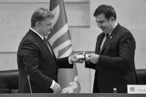 Саакашвили обещал Одессе полицию с высоким IQ