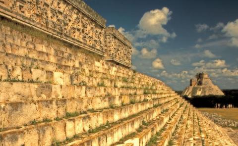 Куда на самом деле пропала цивилизация майя