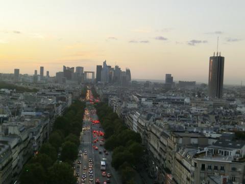 Осенний Париж. Путевые заметки