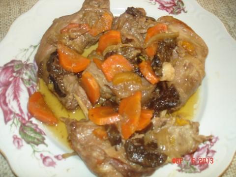СКОРО НОВЫЙ ГОД! Подборка горячих блюд из мяса и птицы
