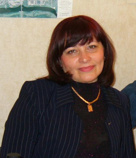 Наталья Чурилова (Ломова)
