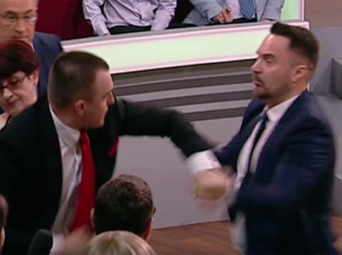 Возбудить против Томаша Мацейчука уголовное дело