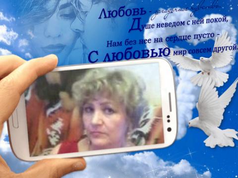 Светлана Волохина (Иванова)