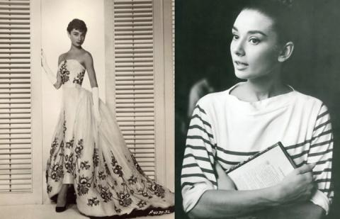 20 великолепных снимков Одри…