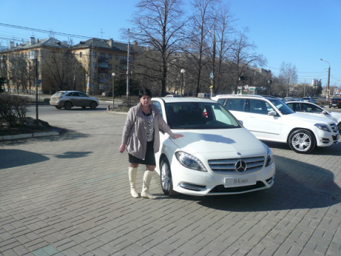Светлана Абалакова (личноефото)