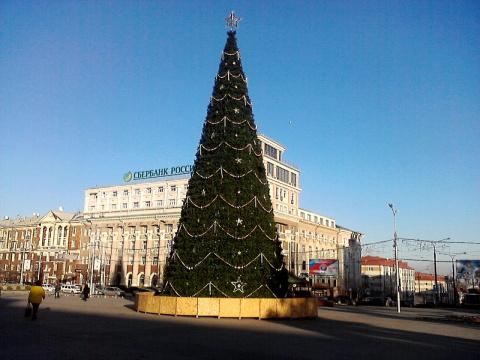 Донецк – «трудное» решение МВФ, очередной укробстрел и подготовка к Новому Году в Донецке