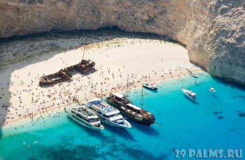 Лучшие пляжи мира. Греция. П…
