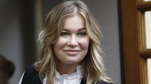 Кристина Бабушкина вышла зам…
