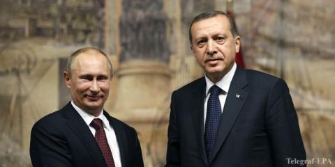 Путин и Эрдоган подтвердили цель довести товарооборот до $100 млрд