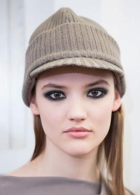 Модные шапки, шапочки и шляп…