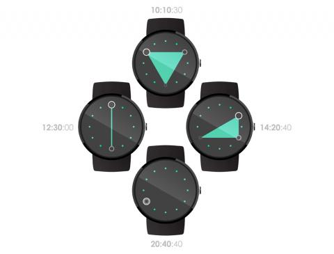 Умнейшие часы 3ANGLE