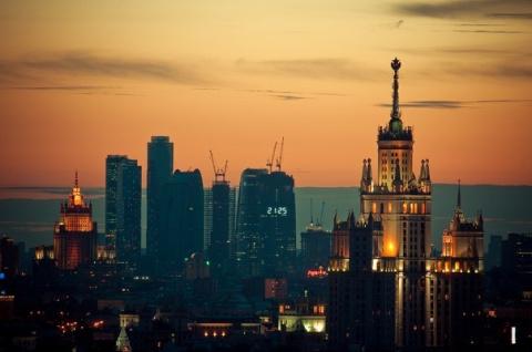 7 интересных фактов о Москве: