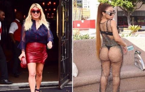 Модный провал или худшие наряды знаменитостей за вторую половину октября