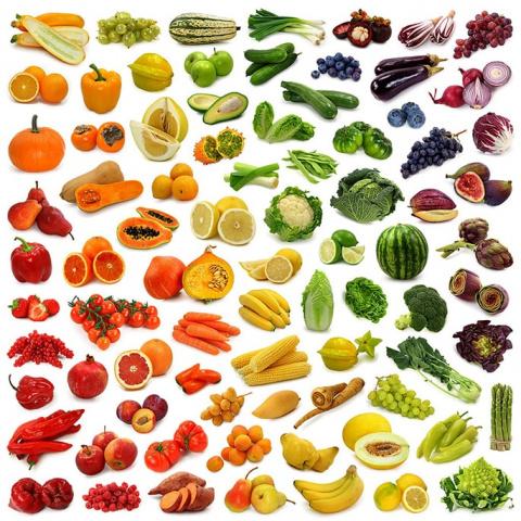 Фантастические витамины и где они обитают — разбираемся в таблице продуктов