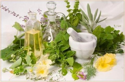 Успокаивающие травы и рецепт…