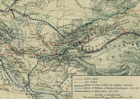 Русь и русские в европейских источниках XIII в.