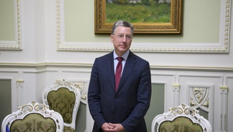 Спецпредставитель США в срочном порядке встретится с украинскими властями и представителями ЛДНР