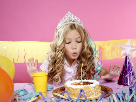 4 идеи для проведения детского дня рождения! (+3 рецепта)